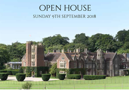 "St Audries Park ""Open Day"" 09.09.18"