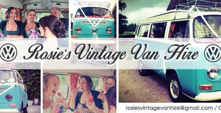 Rosie's Vintage Van Hire