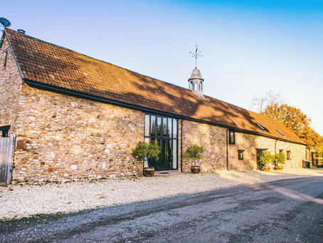 Marquee Weddings at The Great Long Barn