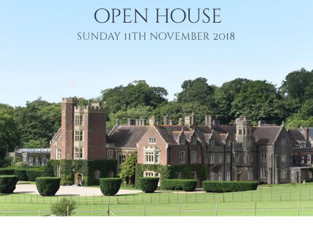 "St Audries Park ""Open Day"" 11.11.18"