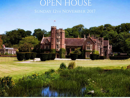 """St Audries Park """"Open Day"""" 12.11.17"""