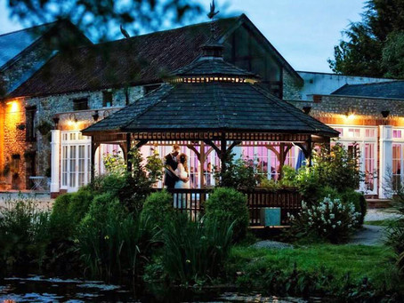 """Hornsbury Mill """"Wedding open evening"""" 12.04.17"""