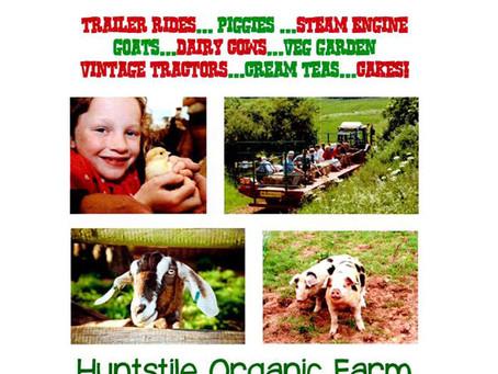 Open Farm Sunday at Huntstile