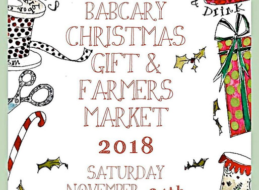 Red Lion Christmas Gift & Farmers Market 2018