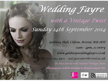 "Goldney Hall ""Wedding Fayre"""