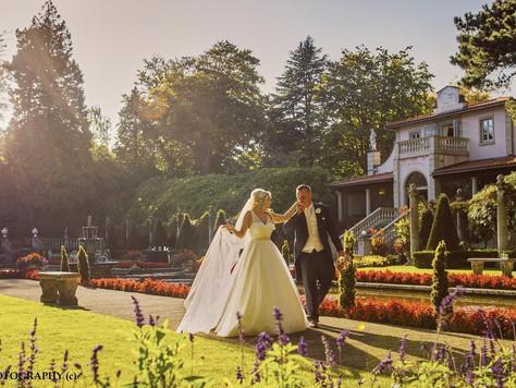 "The Italian Villa ""Spring Wedding Open Day"" 15.04.18"