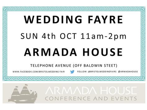 "Armada House ""Wedding Fayre"" 04.10.15"