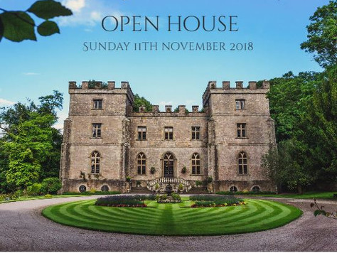 "Clearwell Castle ""Open Day"" 11.11.18"