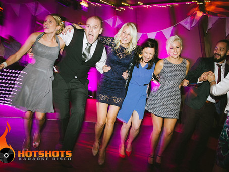 Hotshots Karaoke Disco