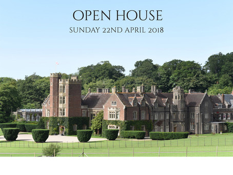 "St Audries Park ""Open House"" 22.04.18"