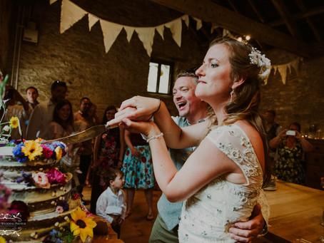 REAL WEDDING - Gemma & Darren at Streamcombe Farm by Special Day Wedding Photos