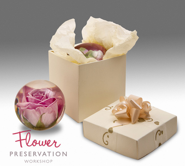The Flower Preservation Workshop