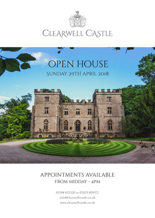 "Clearwell Castle ""Open Day"" 29.04.18"