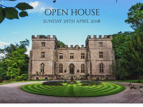 "Clearwell Castle ""Open Day"" 29.04.18"