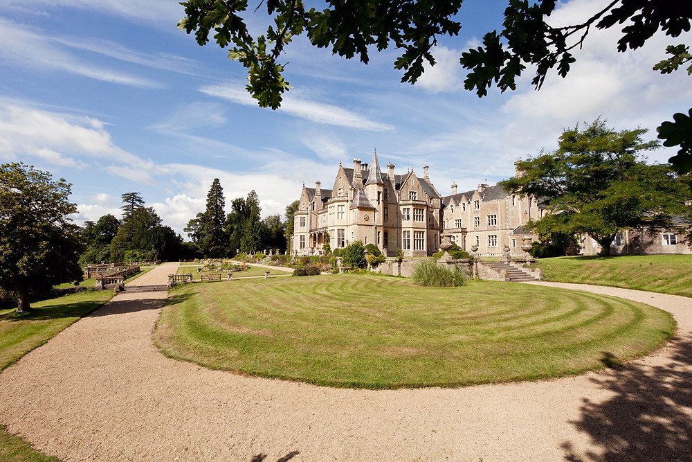 Orchardleigh House
