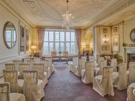 "Bovey Castle ""Winter Wedding Offer"""
