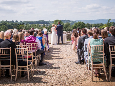 "Folly Farm ""Wedding open weekend"" 7th & 8th April 2018"