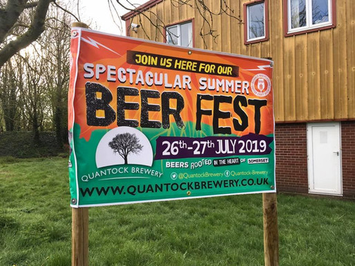 QB Summer Beer Fest - 26th & 27th July 2019