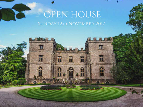 "Clearwell Castle ""Open day"" 12.11.17"