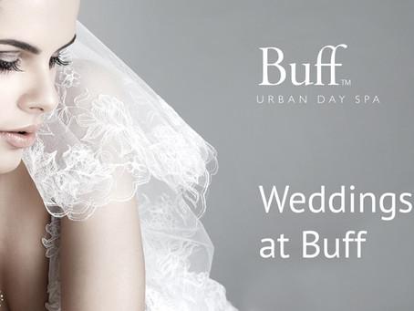 Weddings at Buff