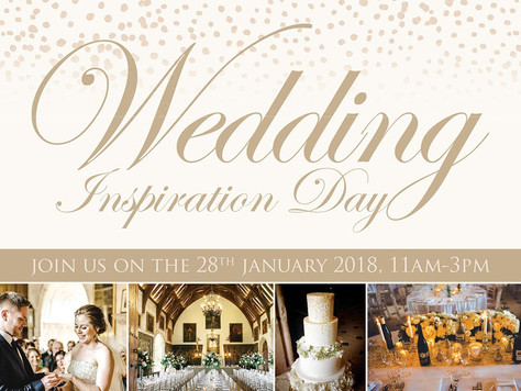 "Berkeley Castle ""Wedding inspiration day"" 28.01.18"