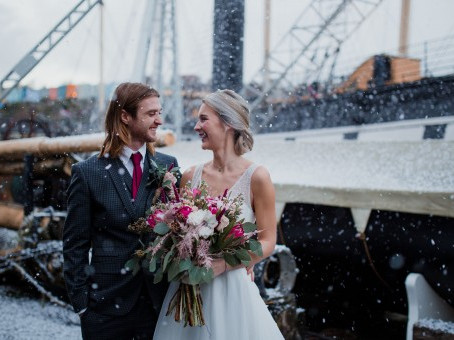 Wedding Fair - Great Eastern Hall at Brunel's SS Great Britain - 10/03/19