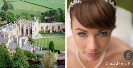 Free photography with your Bishops Palace wedding