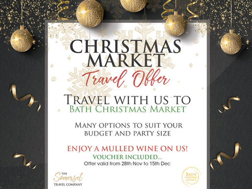 Travel to Bath Christmas Market