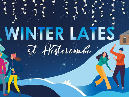 Winter Lates at Hestercombe Gardens