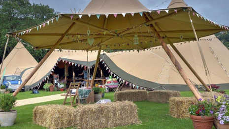 Somerset Tipi co