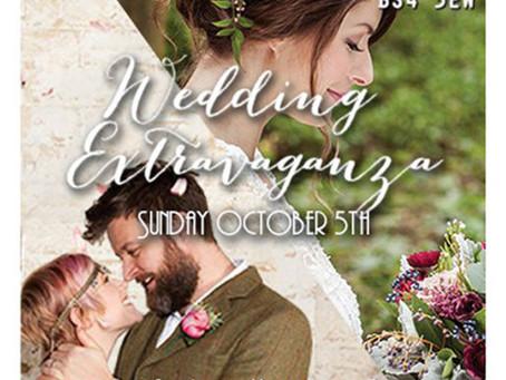 "Bristol Wedding ""Extravaganza"" Sunday 5th Oct"