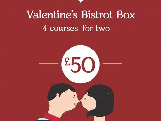 Valentine's Bistrot Box