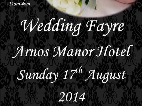 """The Arnos Manor """"Wedding Fayre"""""""