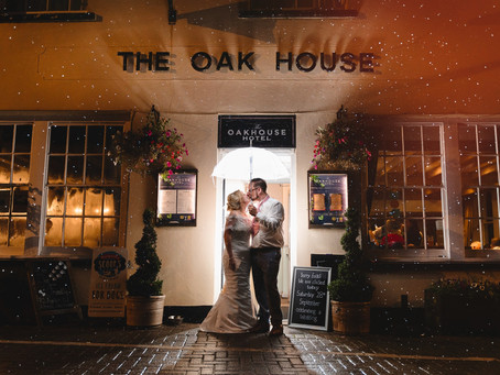 The Oakhouse Hotel - Spring Wedding Fair - Saturday March 21st