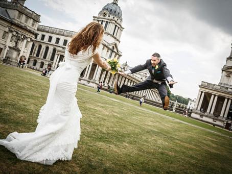Wild Wedding Photos