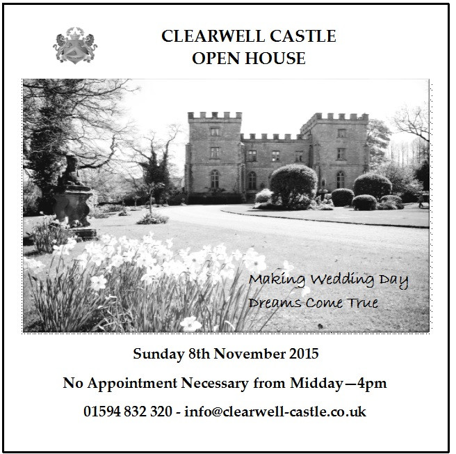 "Clearwell Castle ""Open Day"""