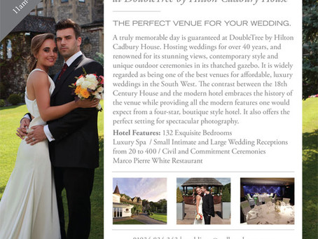 "DoubleTree by Hilton Cadbury House ""Wedding Fayre"""