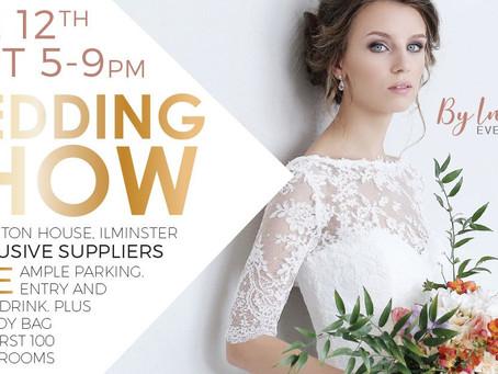 """Dillington House """"Wedding Show"""" 12.09.17"""