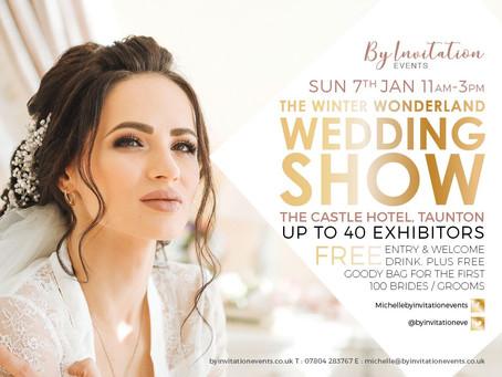 """Castle Hotel """"Winter Wonderland Wedding Show"""" 07.01.18"""