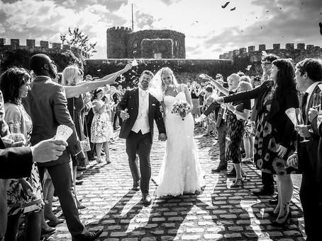 """Walton Castle """"Wedding open day"""" 09.04.17"""