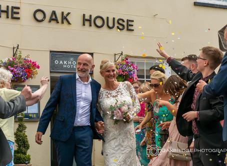 """The Oakhouse Hotel """"Autumn Wedding Fair"""" - Sunday 29th September"""