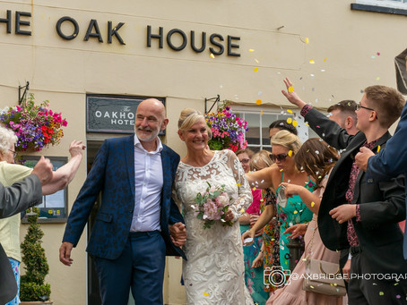 "The Oakhouse Hotel ""Autumn Wedding Fair"" - Sunday 29th September"