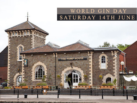 World Gin day at The Pump House