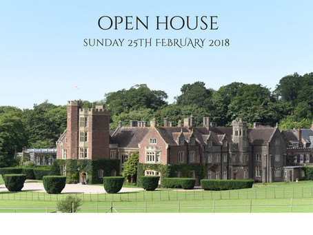 """St Audries Park """"Open day"""" 25.02.18"""