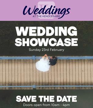 Wedding Showcase @ The Kendleshire - Sunday 23rd February