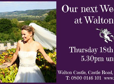 "Walton Castle ""Wedding Fair"""