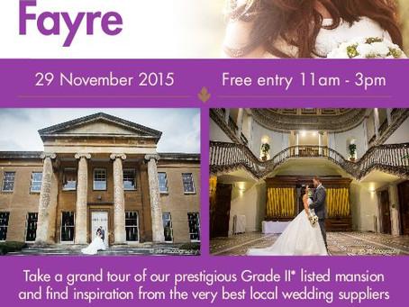 "Leigh Court ""Wedding Fayre"" 29.11.15"