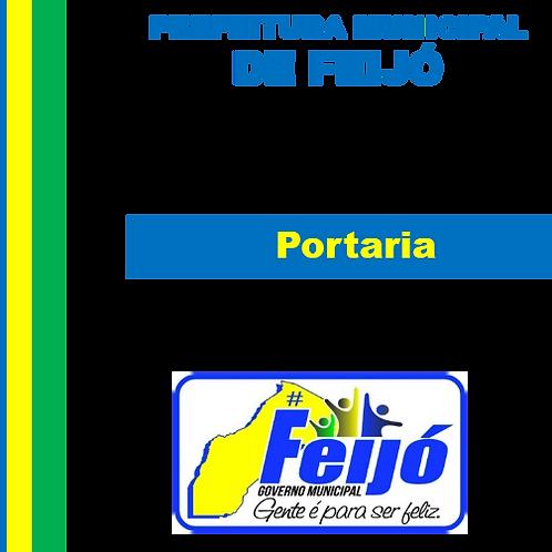 PORTARIA Nº 031 DE 06 DE FEVEREIRO DE 2019