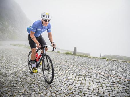 «Chasing Cancellara» Bern–Andermatt
