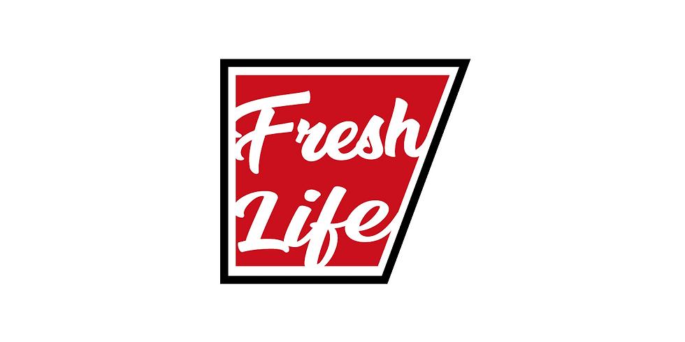 Fresh Life Group Launch Night